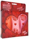 Zestaw szczotek MAGIC BRUSH - True Love