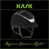 Kask Dogma Chrome Light - KASK - czarny/srebrny 57-59cm