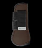 Ochraniacze skokowe ESPERIA przody - Waldhausen - dark brown