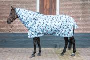 Derka siatkowa z kołnierzem BUTTERFLY - Harry's Horse