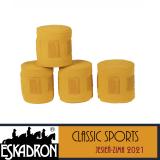 Bandaże FLEECE - Classic Sports A/W 21 - Eskadron - vintage gold