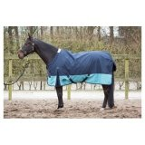 Derka padokowa WODAN 600D - Harry's Horse - midnight navy