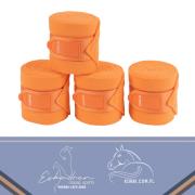 Bandaże polarowe Eskadron Classic Sports wiosna-lato 2020 - papaya