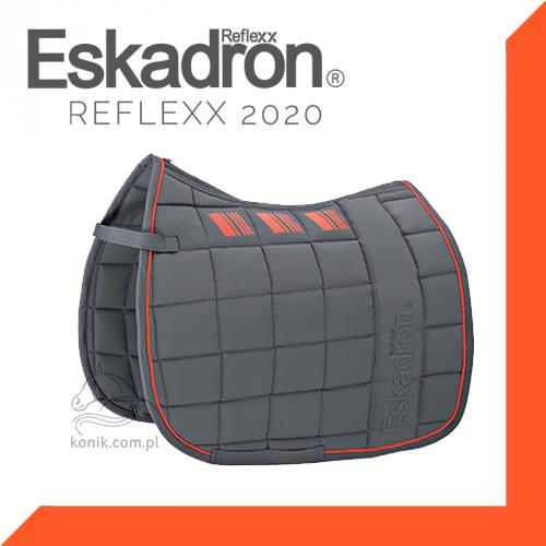 Potnik Eskadron BIG SQUARE SOFTSHELL Reflexx wiosna/lato 2020 - grey