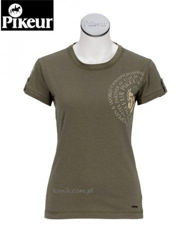 Koszulka Pikeur MIRIAM - olive green
