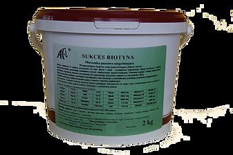Suplement z biotyną 2kg - Sukces