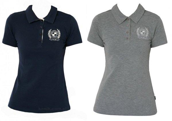Koszulka damska polo PIA Schockemohle