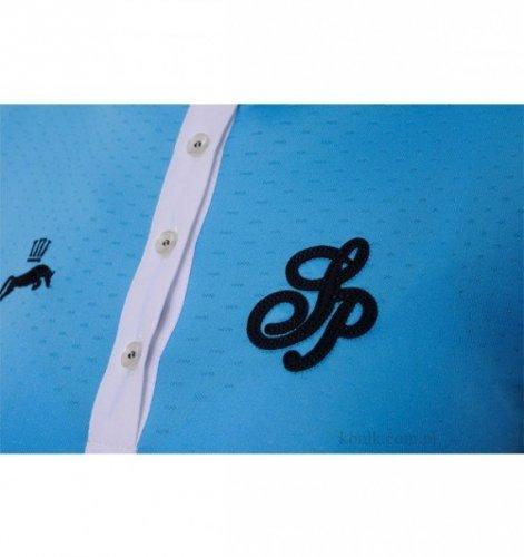Koszula konkursowa LYDIA ocean - SPOOKS