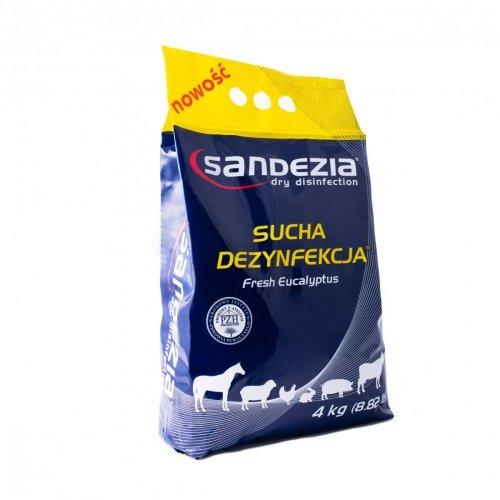 Preparat do suchej dezynfekcji 4kg - SANDEZIA