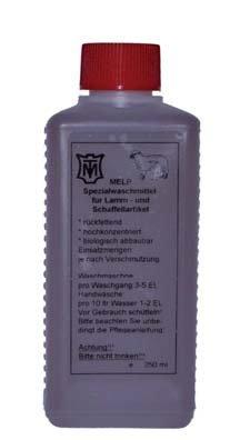 Płyn do prania futer owczych oraz wełny MELP 500ml - MATTES