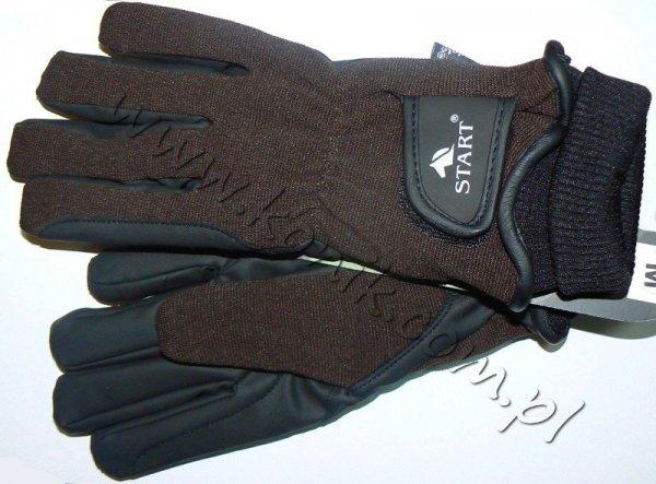 Rękawiczki zimowe - START