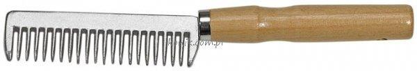 Grzebień z drewnianą rączką - BUSSE