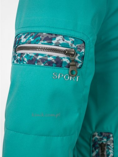 Kurtka softshell Pikeur LORENA - nightshadow blue