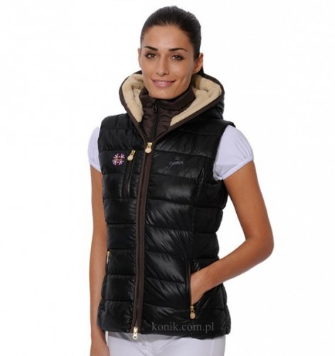 Kamizelka Double Vest black - SPOOKS