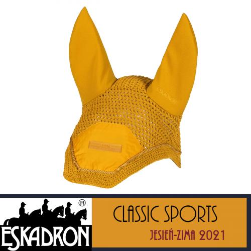 Nauszniki SPORT - Classic Sports A/W 21 - Eskadron - vintage gold