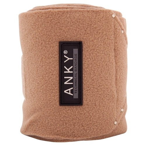 Bandaże polarowe kolekcja wiosna-lato 2018 - ANKY - light gold