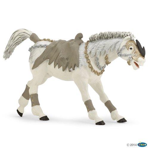 Figurka GHOST HORSE biały - PAPO