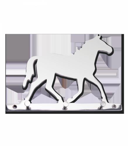 Wieszak aluminiowy koń - WALDHAUSEN