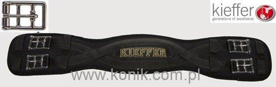 Popręg AIR TEX ujeżdżeniowy z gumami - Kieffer