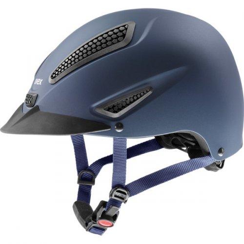 Kask PERFEXXION II - Uvex - blue mat