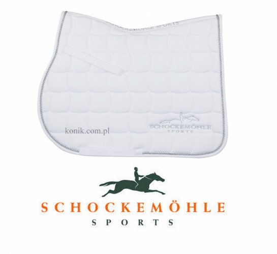 Potnik COACH PLUS white/lurex - Schockemohle