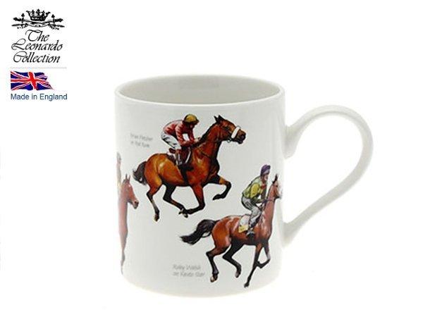 Kubek konie sportowe - Winning Post