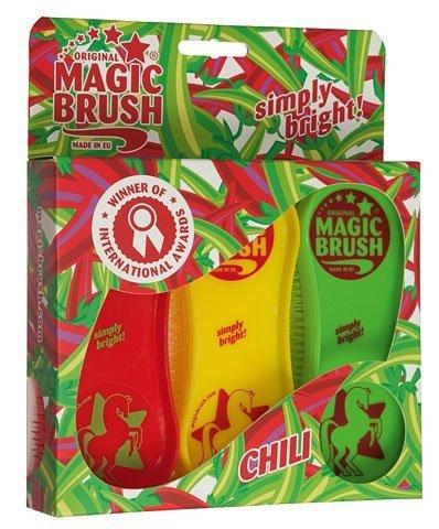 Zestaw szczotek MAGIC BRUSH Chili - NEW