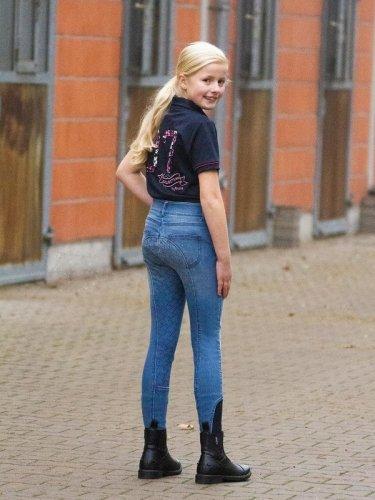 Bryczesy młodzieżowe LARA KIDS - Busse