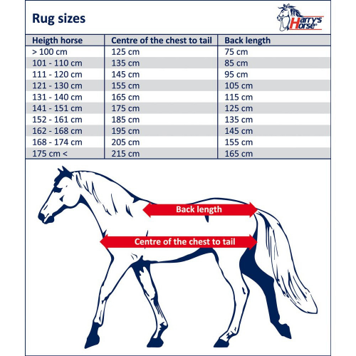 Derka polarowa STARS SU15 Shitake - Harrys Horse
