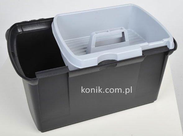 Skrzynka na akcesoria / szczotki NEW STEP - HKM