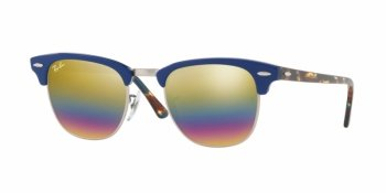OKULARY RAY-BAN® CLUBMASTER  RB 3016 1223C4 51