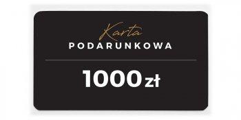 KARTA PODARUNKOWA 1000 ZŁ