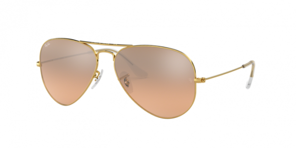 OKULARY RAY-BAN® AVIATOR  RB 3025 001/3E 58