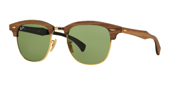 OKULARY RAY-BAN® CLUBMASTER  RB 3016M 11824E 51