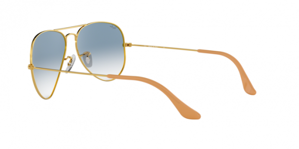 OKULARY RAY-BAN® AVIATOR  RB 3025 001/3F 55