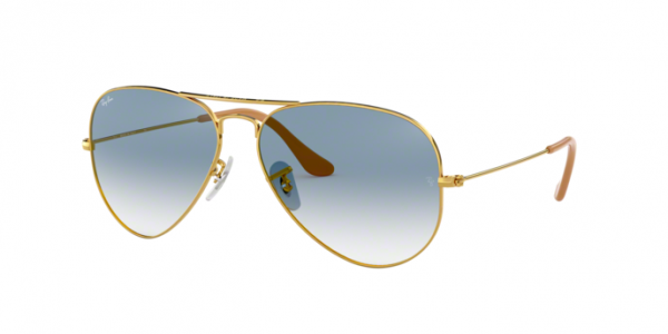 OKULARY RAY-BAN® AVIATOR  RB 3025 001/3F 62