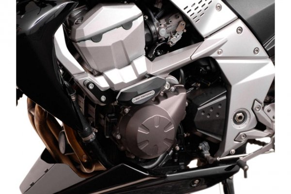 CRASH PADY KAWASAKI Z 750 (07-) BLACK SW-MOTECH