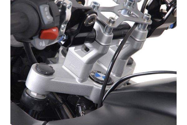 ZESTAW PODWYŻSZAJĄCY KIEROWNICĘ BMW R 1200 GS (08-) PODWYŻSZENIE 30MM SW-MOTECH