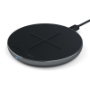 Satechi Aluminium USB-C PD & QC Wireless Charger Space Gray