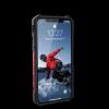 UAG Plasma - obudowa ochronna do iPhone X (czerwona przeźroczysta)