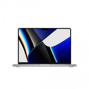 Apple MacBook Pro 14 M1 Max 10-core CPU + 24-core GPU / 32GB RAM / 512GB SSD / Srebrny (Silver)