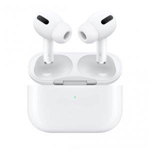 Apple AirPods Pro Słuchawki bezprzewodowe z bezprzewodowym etui ładującym