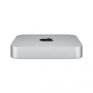 Mac mini z Procesorem Apple M1 - 8-core CPU + 8-core GPU /  16GB RAM / 256GB SSD / Gigabit Ethernet / Silver (srebrny) 2020 - outlet