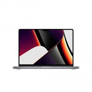 Apple MacBook Pro 14 M1 Max 10-core CPU + 24-core GPU / 64GB RAM / 1TB SSD / Gwiezdna szarość (Space Gray)