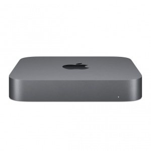 Mac mini i7 3,2GHz / 8GB / 512GB SSD / UHD Graphics 630 / macOS / Gigabit Ethernet / Space Gray (gwiezdna szarość) 2020 - nowy model