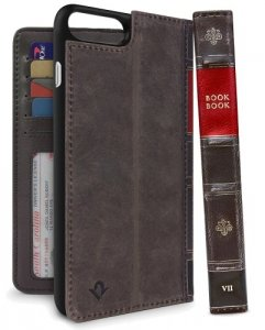 Twelve South BookBook - etui skórzane do iPhone X (brązowe)