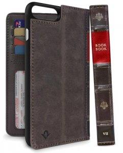 Twelve South BookBook - etui skórzane do iPhone X (brązowe)