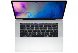 MacBook Pro 15 Retina True Tone i7-8750H / 32GB / 1TB SSD / Radeon Pro 555X / macOS / Silver