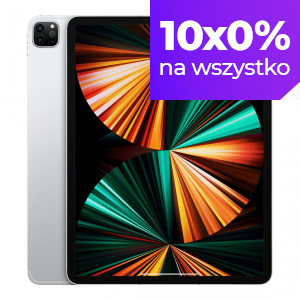 Apple iPad Pro 12,9 M1 128GB Wi-Fi + Cellular (5G) Srebrny (Silver) - 2021