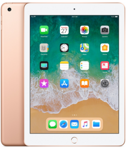 iPad 6-gen 9,7 32GB Wi-Fi Gold